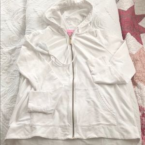 Lilly Pulitzer zip up size xs